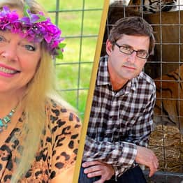 Carole Baskin Admits She's 'Nervous' About Louis Theroux's Tiger King Documentary