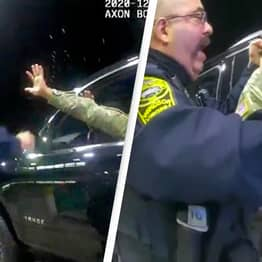 Cop Who Pepper Sprayed Black Army Officer At Traffic Stop Has Been Fired