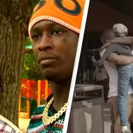 Young Thug And Gunna Pay Bail For Low-Level Offenders So They Can Reunite With Families