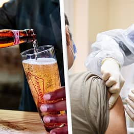 Budweiser Is Giving Away Free Beer To Anyone Who's Been Vaccinated