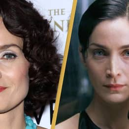 Carrie-Anne Moss Offered Grandma Role 'Literally The Day After' Her 40th Birthday