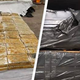 Nearly 28 Tonnes Of Cocaine Worth $1.65 Billion Seized After Police Access Criminal Network