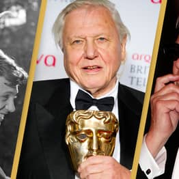 David Attenborough Only Person To Win BAFTA In Black And White, Colour, HD, 3D, 4K, And VR