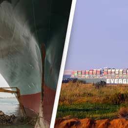 Ever Given Stuck Again After Owner 'Refuses To Pay £655 Million Compensation' For Suez Blockage