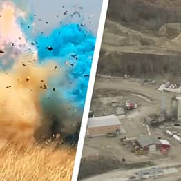 'Earth-Shaking' Explosion That Rocked Several Towns Was Caused By Gender Reveal Party