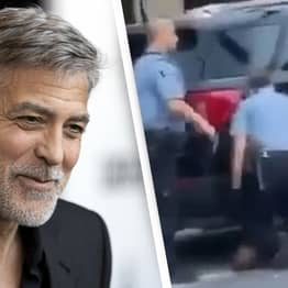 George Clooney Says If Derek Chauvin Is So 'Confident' He Should Let Someone Kneel On His Neck