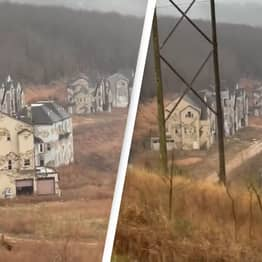 Sheriff Hits Out At TikTokers Flocking To Billion-Dollar Ghost Town From Viral Post