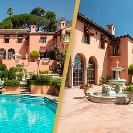 Iconic Godfather Mansion Back On The Market With Huge $105 Million Discount