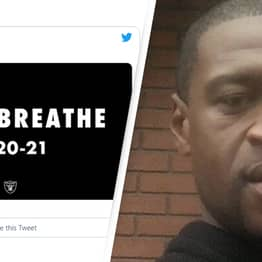 Las Vegas Raiders Refuses To Apologise For 'I Can Breathe' Post After Derek Chauvin Verdict