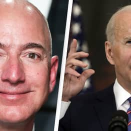 Jeff Bezos Says Amazon Supports Corporate Tax Hike To Pay For Biden's Infrastructure Plan