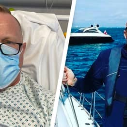 Man Who Worried About Work As He Had Heart Attack Vows To Change Life In Touching Post