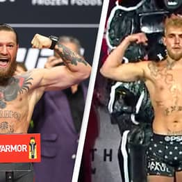 Jake Paul Mocked As 'Cringe Conor McGregor Wannabe' For Ripping Off Boxer's Signature Pose