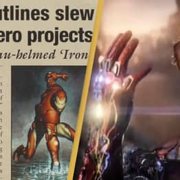 Marvel First Teased The MCU 15 Years Ago