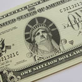 Two Women Caught Trying To Use A $1 Million Bill At A Dollar Store