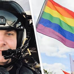 Openly Gay US Navy Pilot Forced To Leave Navy After Harassment From Colleagues
