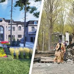 Pornhub CEO Feras Antoon's $19 Million Mansion Destroyed By Flames Following Suspected Arson Attack
