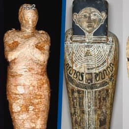 Archaeologists Discover World's First Pregnant Ancient Egyptian Mummy