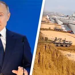 Russia To Pull Troops Back From Ukranian Border Ending Fears Of Imminent Invasion And War