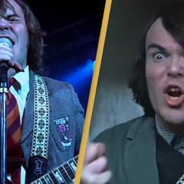 Jack Black Praised For His Body Positive Attitude After Touching Scene From School Of Rock Resurfaces