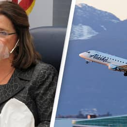 Alaskan Senator Faces Several Day Journey To Remote State Capitol After Being Banned From Airline