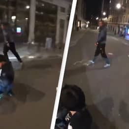 Streamer Saves Man From Mugging During Live Stream