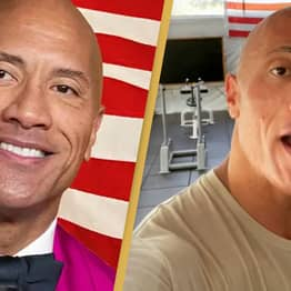 The Rock Says It Would Be His 'Honour' To Serve As President