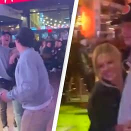 TikTokers Called Trashy After Faking Marriage Proposal To Get Free Drinks