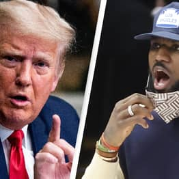 Donald Trump Claims LeBron James Is Racist After He Tells White Police Officer 'You're Next'