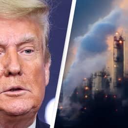Trump's Team Helped Cover Up Records Of 270,000 Pounds Of Carcinogenic Pollution