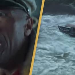Disney Drops Action-Packed New Trailer For The Rock's Jungle Cruise