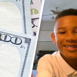 Indianapolis Nine-Year-Old Finds $5,000 Stashed In Family's New SUV