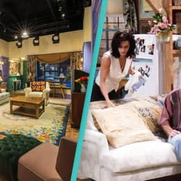 Ultimate 'Friends Experience' Lets Fans Spend The Night In Monica And Rachel's Apartment