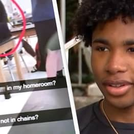 Student Arrested For Racist Snapchat Asking Why Black Classmate 'Not In Chains'
