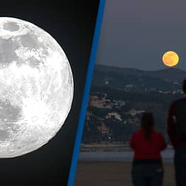 How To Watch The Rare Simultaneous Supermoon & Lunar Eclipse This Week