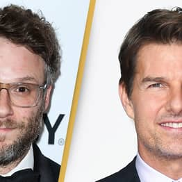 Tom Cruise Tried To 'Convert' Seth Rogen To Scientology