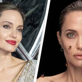 Angelina Jolie Didn't Shower For Three Days For Skin-Crawling World Bee Day Pic