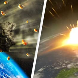 NASA's Asteroid Simulations Always End In Catastrophic Disaster