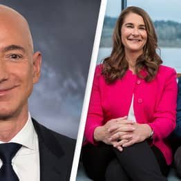 Jeff Bezos Trends As Twitter Compares His Divorce Settlement To Melinda Gates' Potential Payout