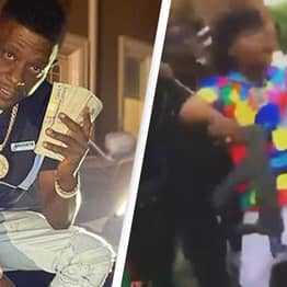 Boosie Badazz Music Video Shoot Erupts In Gunfire Leaving One In Critical Condition