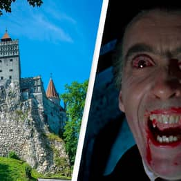'Dracula's Castle' Is Offering Visitors The COVID-19 Vaccine