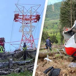 Cable Car That Killed 14 After Crashing Into Woods Was 'Tampered With', Prosecutors Claim