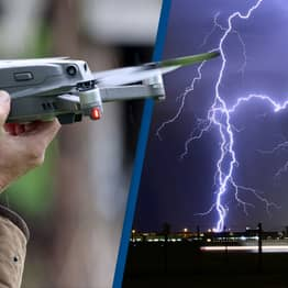 Scientists Are Using Drones To Control The Weather