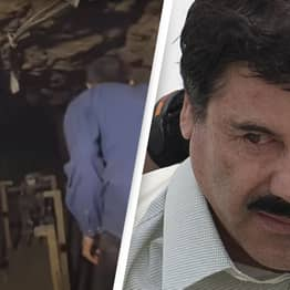 Sophisticated 650-Foot Drugs Tunnel Built By El Chapo Discovered In Mexico