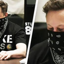 Elon Musk Criticised For Not Wearing Proper Face Mask In SNL Promo
