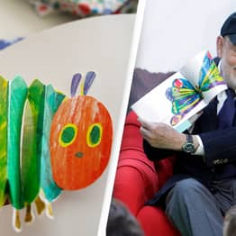 Tributes Pour In For Eric Carle, Creator Of The Very Hungry Caterpillar, Who Has Passed Away Aged 91