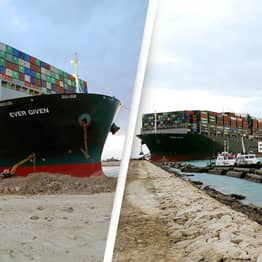 Ever Given Insurers Reject $600 Million Claim For Suez Canal Blockage