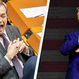 People Are Claiming Thousands Of Free Tickets To Nigel Farage's US Tour With No Plans To Attend