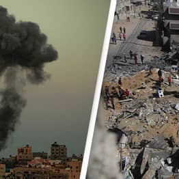 Forty-Two Dead In 'Deadliest Day' Of Airstrikes, Gaza Officials Say
