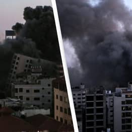 Israel's Bombing Of Gaza Apartments Could Be 'War Crime,' Rights Groups Warn