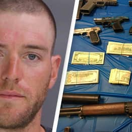 Ghost Guns And Almost $1 Million Of Meth Seized Alongside Nazi Paraphernalia In Pennsylvania Couple's Home